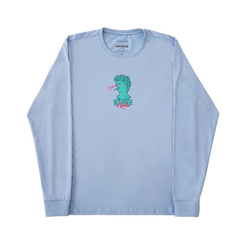 Camiseta_Azul_Comprida