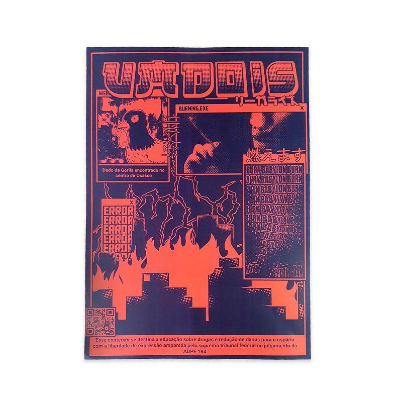 Fotos-umdois-still-Poster-Burning-azul