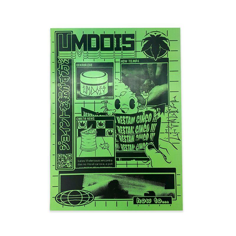 Fotos-umdois-still-Poster-Dixava-Verde